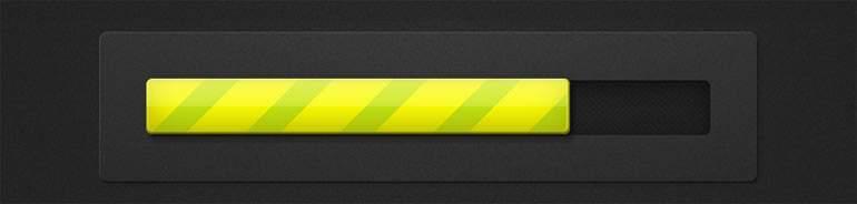 Website Loading Time Bar