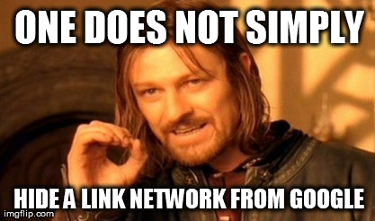 Link Network Meme