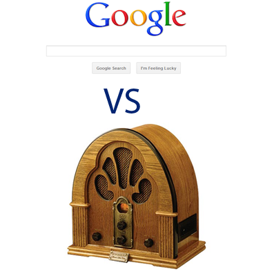 Search Engine Marketing vs Radio