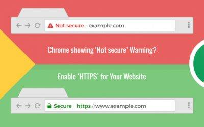 Google Chrome Security Changes